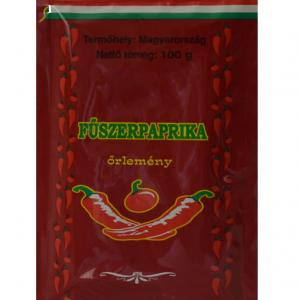 10 dkg Fine/sweet paprika powder - packet